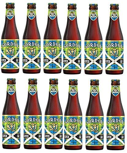 12 Gordon Scotch Ale 33cl 8%