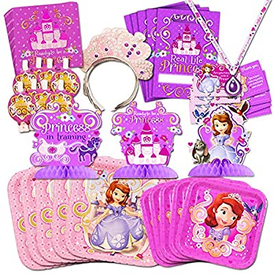 sofia the first party supplies, End of 'Related searches' list