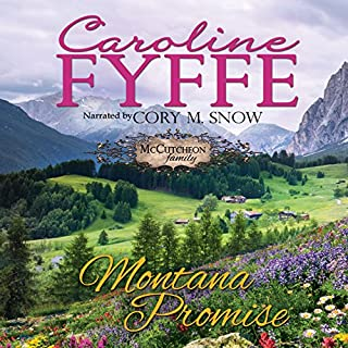 Montana Promise audiobook cover art