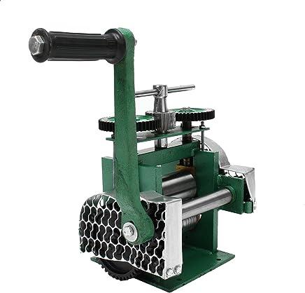 DADEQISH Prensa de joyería Herramientas de bricolaje Máquina de formación de tabletas Plodder Laminación Reductor de
