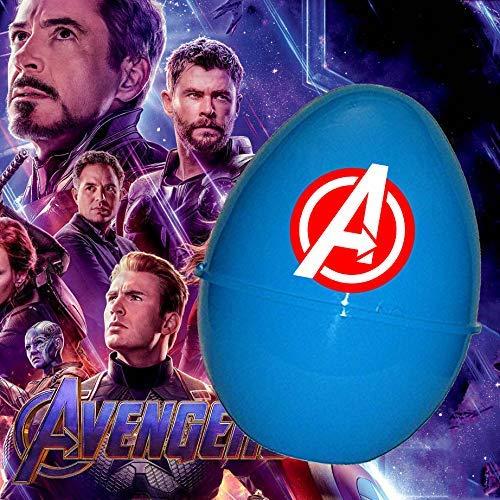 LIBROLANDIA Uovo di Pasqua in Plastica Tematico (Avengers)