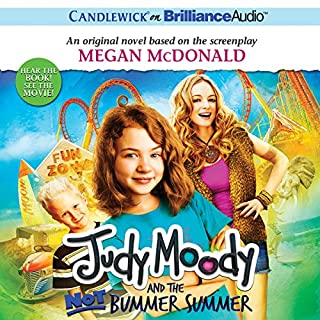 Judy Moody and the Not Bummer Summer cover art