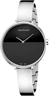 Calvin Klein Unisex Adult Analogue-Digital Quartz Watch with Stainless Steel Strap K7A23141