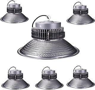 Jandei - Projecteur LED suspension cloche led pour garaje, atelier, entrepôt, magasin 185 /240V ac pour interieure [Classe...