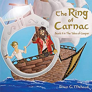 The Ring of Carnac audiobook cover art