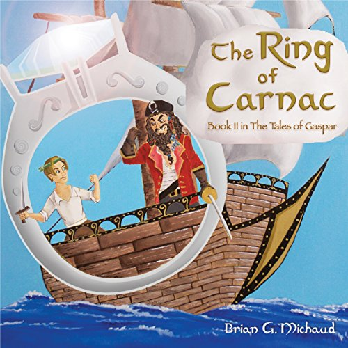 The Ring of Carnac cover art