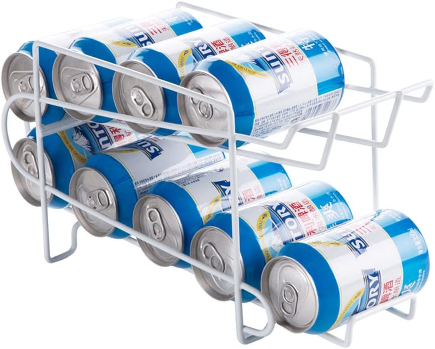 Mural 100% quality warranty! Max 42% OFF Art Space Saving Soda Dispenser Beverage Beer Can Organize