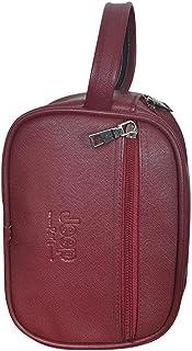 جيب حقيبة للرجال-احمر انبيذي - حقائب كلاتش