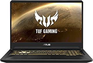 "ASUS TUF TUF705DU-PB74 Gaming and Entertainment Laptop (AMD Ryzen 7 3750H 4-Core, 16GB RAM, 2TB SATA SSD, 17.3"" Full HD (1920x1080), NVIDIA GTX 1660 Ti, Wifi, Bluetooth, Webcam, Win 10 Home)"
