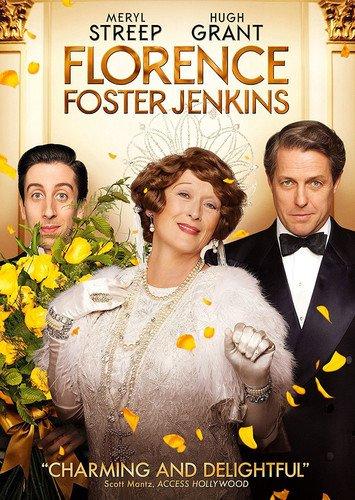 Florence Foster Jenkins [Edizione: Stati Uniti] [Italia] [DVD]