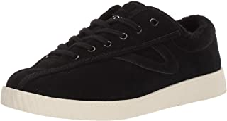 حذاء رياضي للنساء من Tretorn NYLITE35PLUS ، أسود، 9