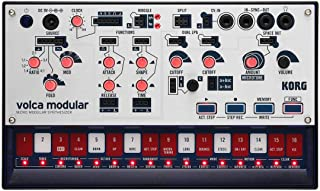 Korg Volca Modular Semi-Modular Synthesizer with Sequencer