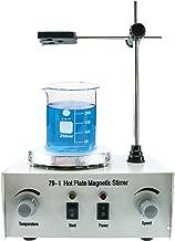 1000ml Adjustable Hotplate Mixer Heat Plate Magnetic Stirrer with stir bar 79-1 110V 2400 RPM