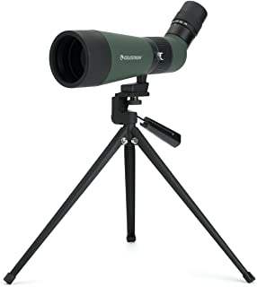 Celestron 52322 Landscout 12-36×60 Spotting Scope (Army Green)