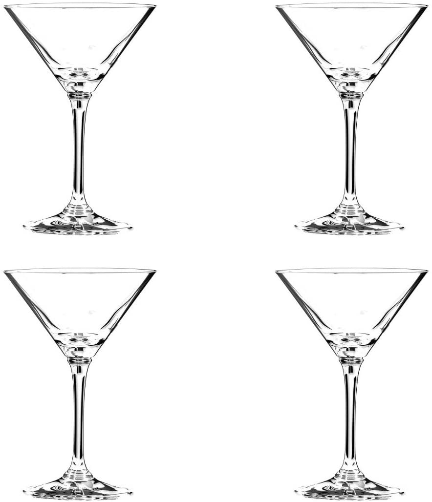 Outlet ☆ Free Shipping Riedel Vinum Crystal Martini Set of Glass Topics on TV 4