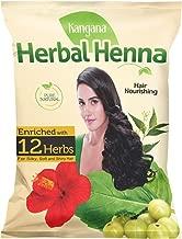 Kangana Herbal Henna Powder for Silky, Soft & Shiny Hair - 100% Natural Henna Powder for Hair - 100 Grams (3.5 Oz)
