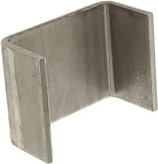 LIBRA (12) Heavy Duty Weld on 2x4 Steel Stake Pockets for Trailer Truck 4 Ga -27022