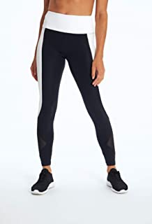 Bally Total Fitness Hannah High Rise Colorblock Legging