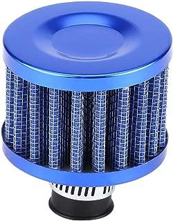 Festnight Filtre Admission air Froid pour Voiture Universel 3 Pouces Kit Induction Alumimum Syst/ème de Tuyau de Tuyau Rouge
