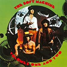Volumes One And Two by The Soft Machine (1998-07-01)