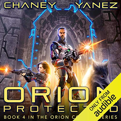Orion Protected  By  cover art