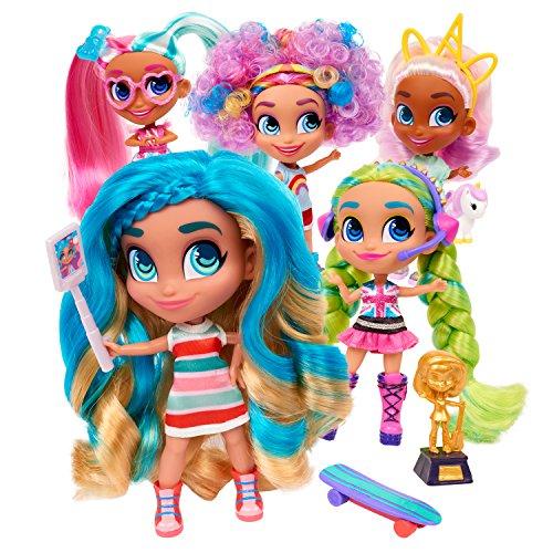 Hairdorables - Muñecas y accesorios sorpresa coleccionables: Serie 1 (los estilos pueden variar). , color/modelo surtido