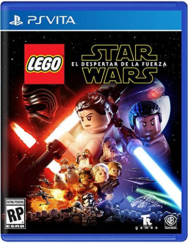 Lego Star Wars El Despertar de la Fuerza – PlayStation Vita – PlayStation Portable Standard Edition
