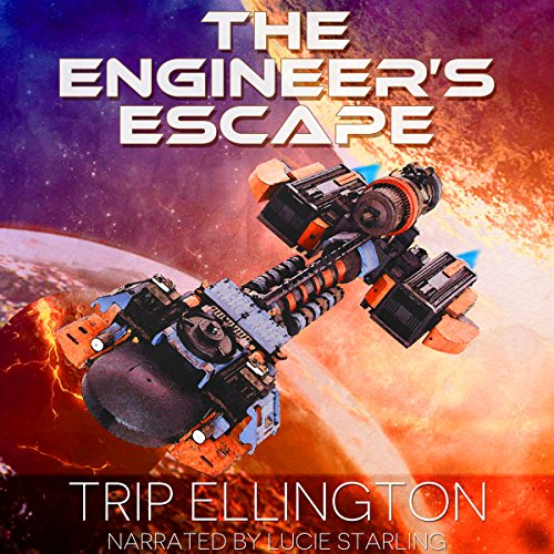 The Engineer's Escape audiobook cover art