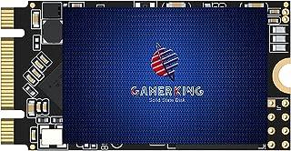 Gamerking SSD M.2 2242 120GB NGFF Internal Solid State Drive High Performance Hard Drive for Desktop Laptop SATA III 6Gb/s...