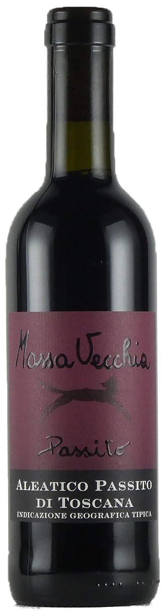 マッサ?ヴェッキア パッシート 2016 ハーフボトル 甘口 赤ワイン 375ml