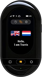 Travis Touch Go - Traductor Inteligente de Bolsillo a 155