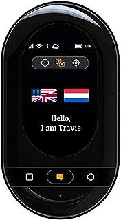 Travis Touch Go – Traducteur Électronique Intelligent avec 155 langues, écran..