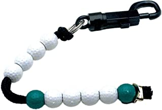 ProActive Sports Bead Counter Golf Score Counting Beads with Clip