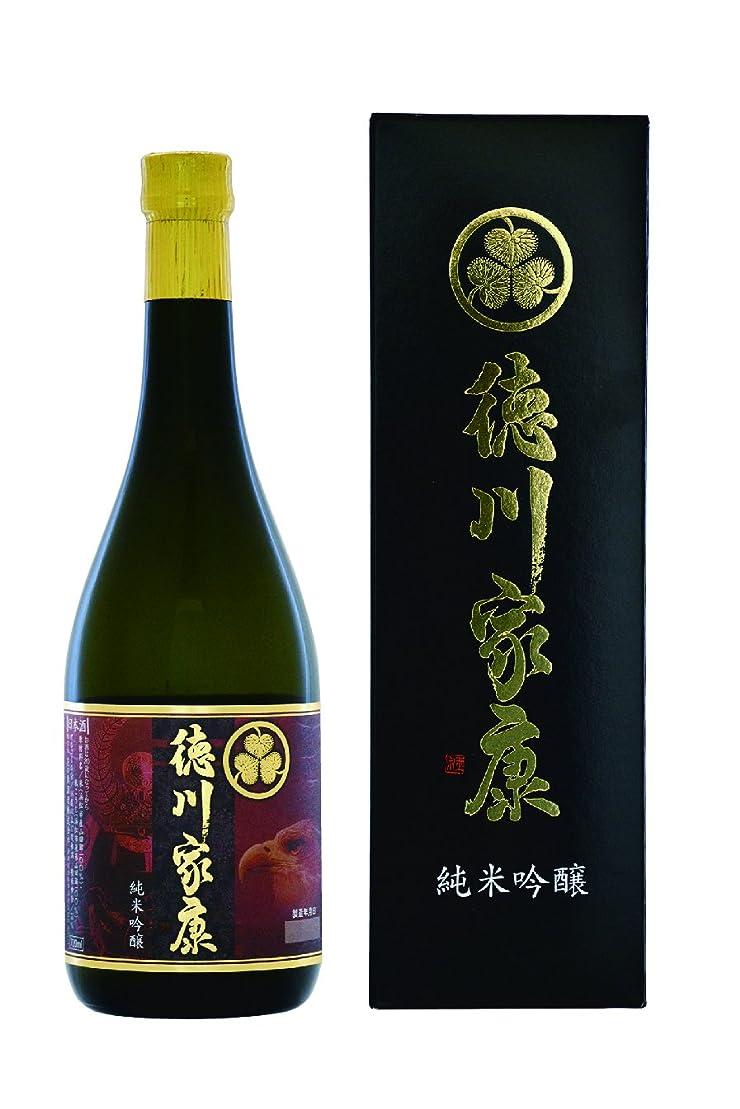 対団結かき混ぜる花の舞 純米吟醸 徳川家康 720ml