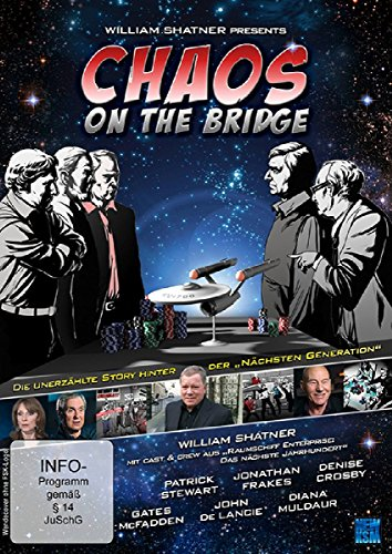William Shatner's Chaos on the Bridge