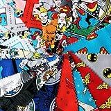 Unbekannt Camelot DC Comics 42Stück Charm Pack–DC