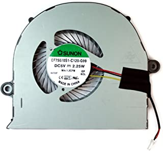 Power4Laptops Replacement Laptop Fan Compatible with Acer Aspire E5-571
