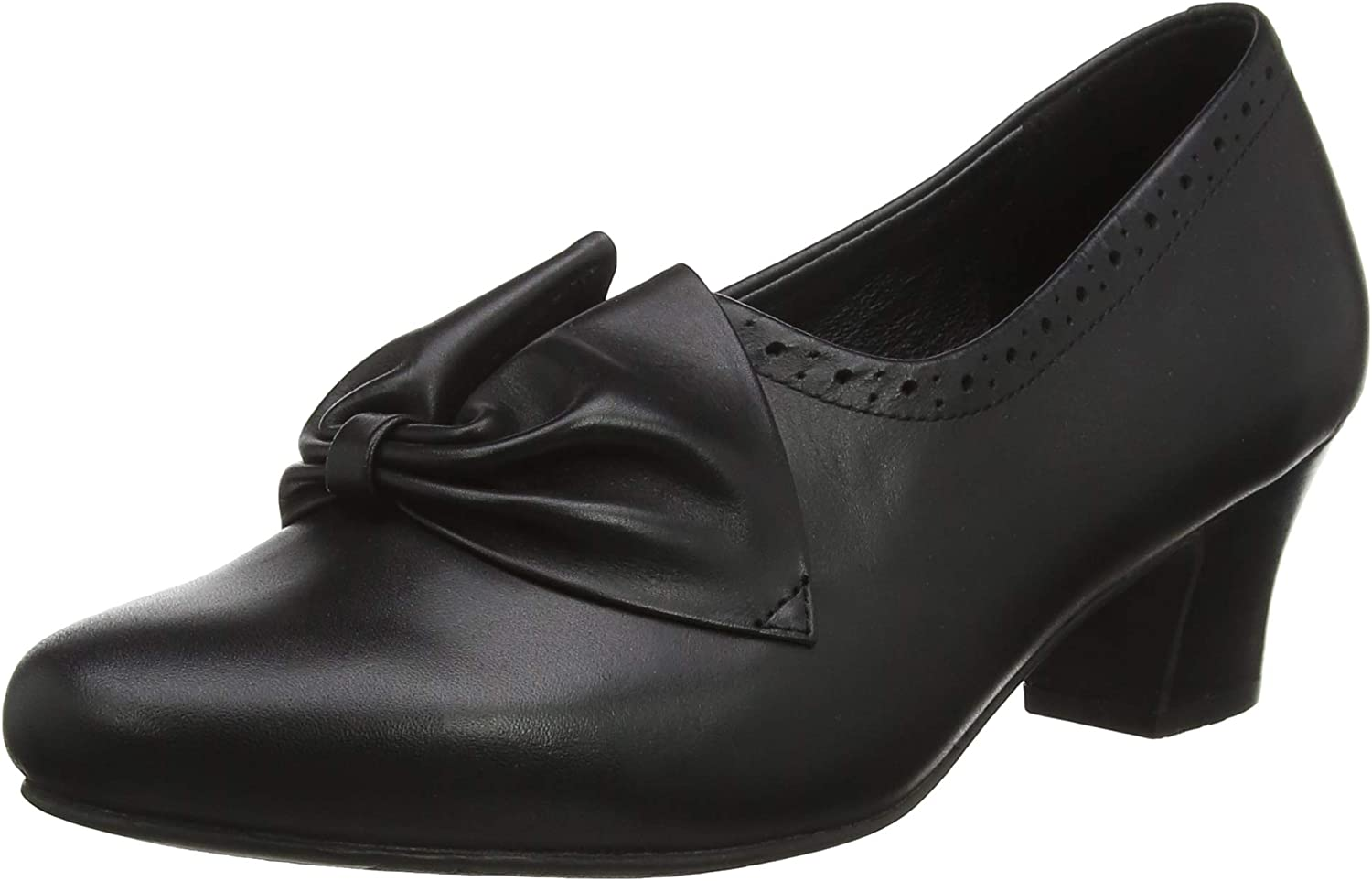 calienteter Donna Extra Wide, Sautope col Tacco Punta  usa