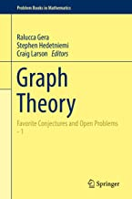 Graph Theory: Favorite Conjectures and Open Problems  - 1 (Problem Books in Mathematics)
