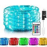 Color Changing Rope Lights: 33 Ft 100 LED...
