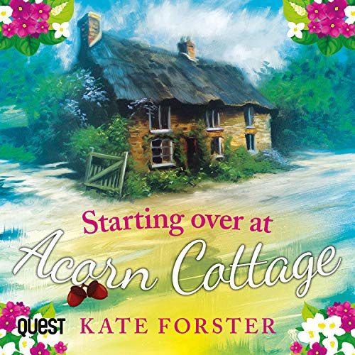 Couverture de Starting Over at Acorn Cottage