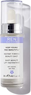 REN Keep Young and Beautiful Instant Firming Beauty Shot, 30 ml
