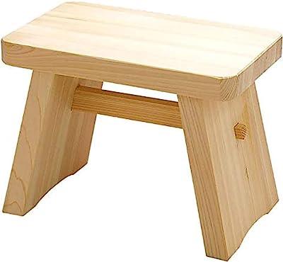 ヤマコー 風呂椅子 ひのき風呂椅子(大高) 23cm