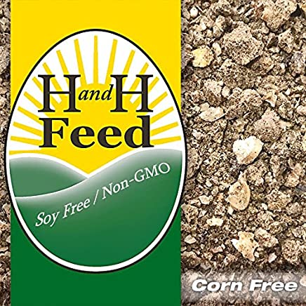 All Natural Premium Game Bird Feed Freshly Milled: Non-GMO, Soy Free,