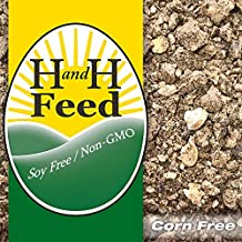 All Natural Premium Game Bird Feed Freshly Milled: Non-GMO, Soy Free, Corn Free Organic Fertrell Vitamins Minerals (20lb)
