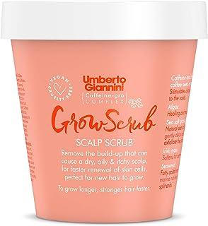 Umberto Giannini Grow Long Exfoliating Scalp Scrub vegano