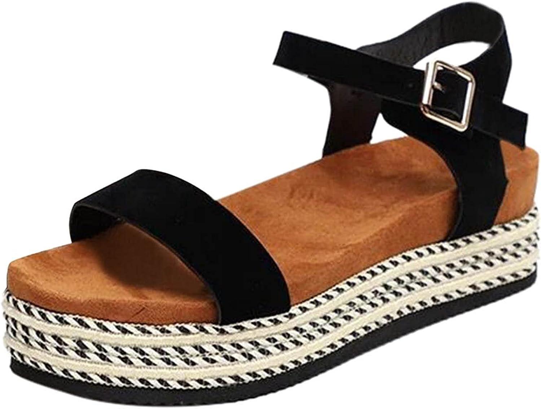 USYFAKGH Sandals For Women Casual Summer Fashion Women's Casual