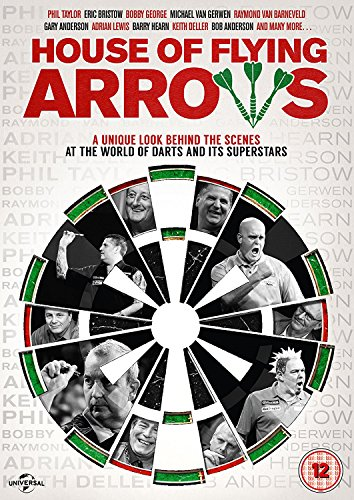House Of The Flying Arrows [DVD] UK-Import, Sprache-Englisch