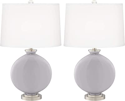 Amazon.com: Tender Shoots Carrie Table Lamp Set of 2 - Color ...