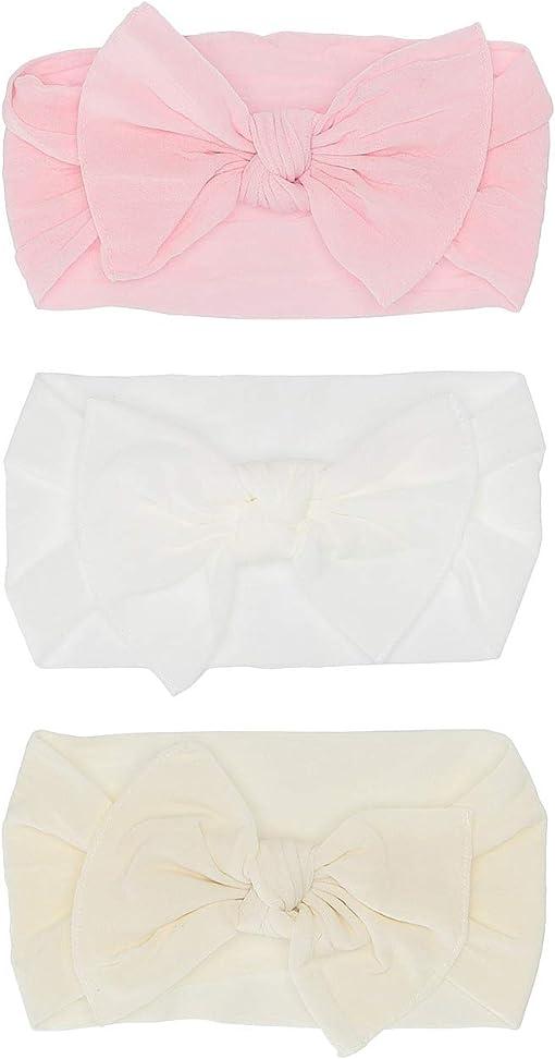 Pink/White/Ivory